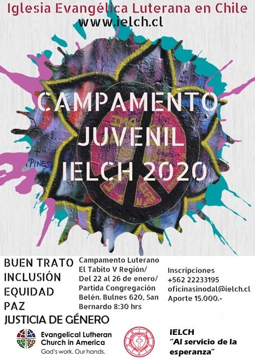 Campamento de verano Pastoral Juvenil – El Tabito 2020