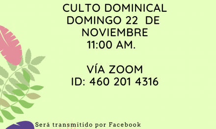 Culto Dominical