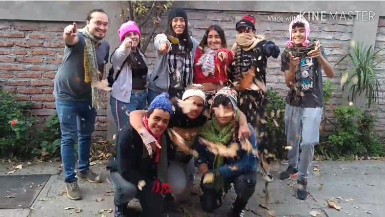Campaña de Invierno Jóvenes Congregación Belén para el X Sinodo de la Igleisa
