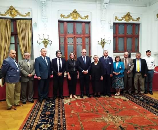 Declaración Pública del Concilio de Iglesias Históricas y Protestantes de Chile y de la Mesa Ampliada-UNE Chile, junto a la Gran Logia de Chile